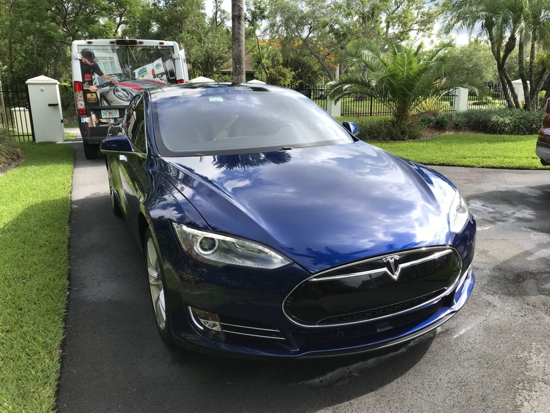Tesla, Our Favorite!
