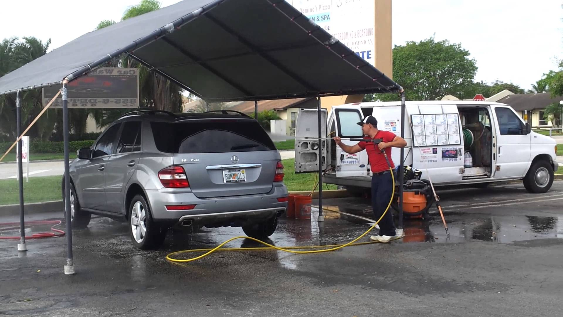 Blue Diamond Mobile Car Auto Detailing Car Wash At Home Service or Pickup