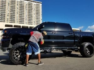 Kendall Blue Diamond Car Auto Detailing Car Wash At Home Service or Pickup